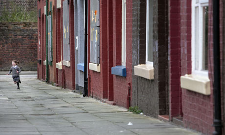 Regeneration Project For The Residential Streets Of Liverpool