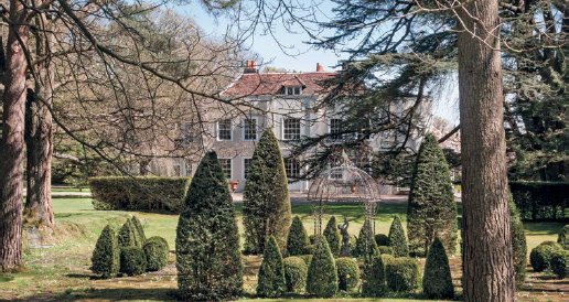 A wonderful country house in Buckinghamshire - guide £6.5m - acquired in June