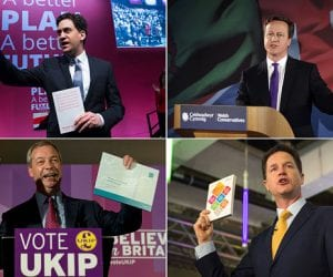 Election round-up