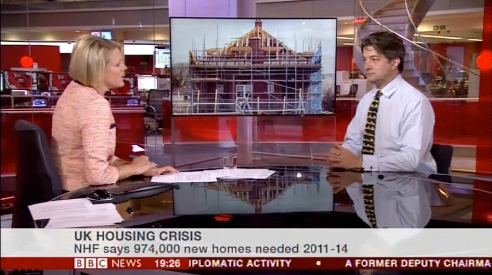 A million homes by 2020?