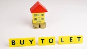 Buy-to-let landlords face falling yields.