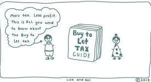 Buy-to-let and tax
