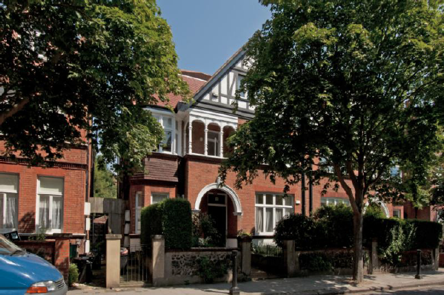 A three bedroomed off-market flat in West Hampstead - guide £975k - acquired in May