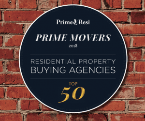 Britains top 50 buying agents